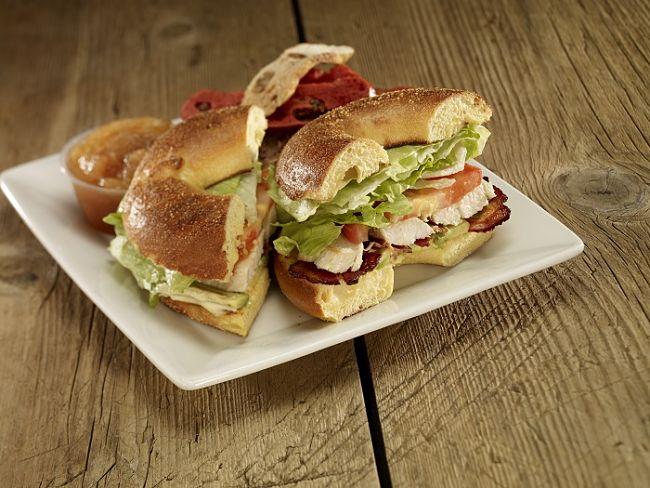 Bagel Me! Bagel Sandwich
