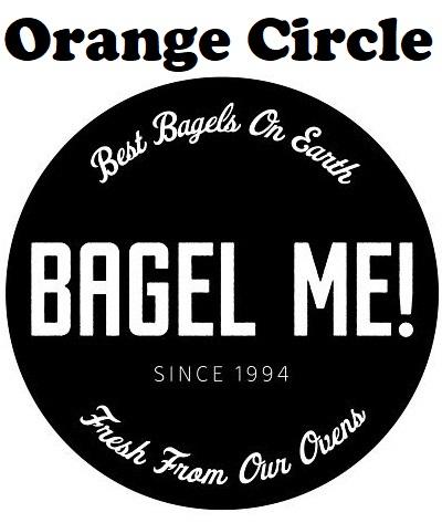 Bagel Me Orange Circle
